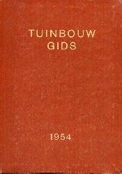 Tuinbouwgids  Elfde Jaargang 1954
