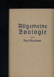 Buchner,Paul  Allgemeine Zoologie