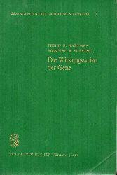 Hartmann,Philip E.+Sigmund R.Suskind  Die Wirkungsweise der Gene