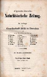 Allgemeine deutsche Naturhistorische Zeitung  Neue Folge: Erster Band