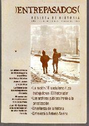 Entrepasados  Revista de Historia Ano III Numero 4-5 Fines de 1993