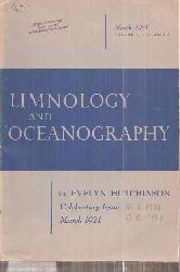 American Society of Limnology  Dedicated to G. Evelyn Hutchinson