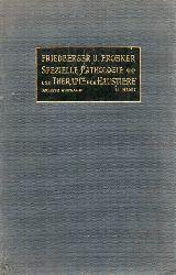 Friedberger,Franz+Eugen Fröhner  Lehrbuch der speziellen Pathologie und Therapie der Haustiere