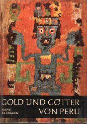 Baumann,Hans  Gold und Götter von Peru