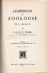 Boas,J.E.V.  Lehrbuch der Zoologie für Studierende