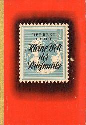 Hardt,Herbert  Kleine Welt der Briefmarke
