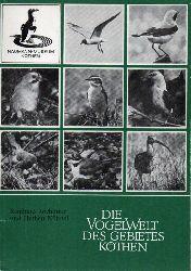 Rochlitzer,Reinhard+Herbert Kühnel  Die Vogelwelt des Gebietes Köthen