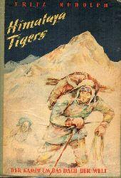 Rudolph,Fritz  Himalaya-Tigers