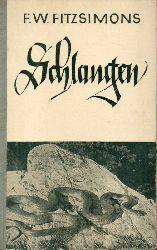 Fitzsimons,F.W.  Schlangen