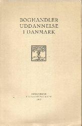 Andersen,Otto  Boghandleruddannelse i Danmark