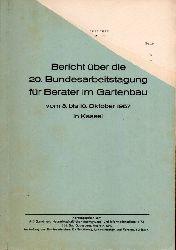 (AID) Auswertungs-und Informationsdienst e.V.  Bericht über die 20.Bundesarbeitstagung