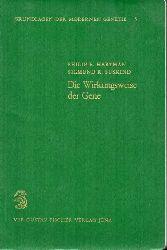 Hartman,Philip E.+R.Sigmund Suskind  Die Wirkungsweise der Gene (Grundlagen der modernen Genetik,Bd.5)