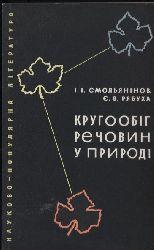 Smoljaninow,I.I.+E.W. Rjabucha  Krugoobir Retschowin u Prirodi. Kreislauf des Wassers in der Natur