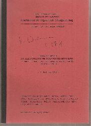 Anweiler,Oskar  Halbjahresbericht zur Bildungspolitik und pädagogischen Entwicklung in