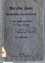 Ambrosius,Ernst+Ph.Hinkel  Aus allen Zonen
