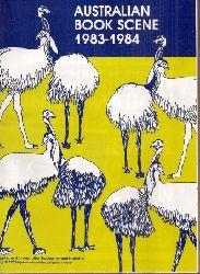 Australian Bookseller and Publisher  Australien Bookscene 1983-84
