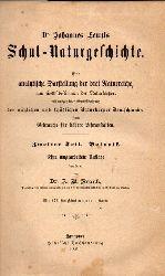 Leunis,Johannes  Schul-Naturgeschichte