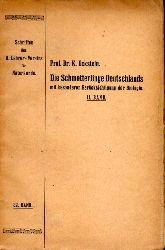 Eckstein,K.  Die Schmetterlinge Deutschlands mit besonderer Berücksichtigung der