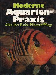Mayland,Hans J.  Moderne Aquarienpraxis
