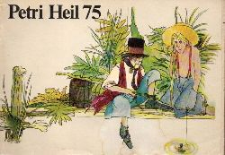 ABU. Petri Heil 1975  Angelzubehörkatalog