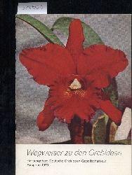 Deutsche Orchideen-Gesellschaft  Wegweiser zu den Orchideen. Ausgabe 1979