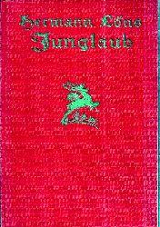 Löns,Hermann  Junglaub