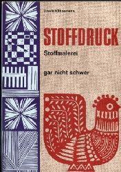 Kühnemann,Ursula  Stoffdruck