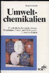 Koch,Rainer  Umweltchemikalien