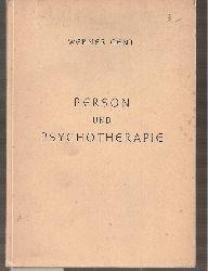Gent,Werner  Person und Psychotherapie