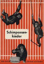 Tylinek,Erich  Schimpansenkinder