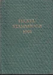 Deutscher Teckelklub e.V. (Hsg.)  Teckel-Stammbuch Band 79. 1969