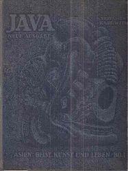 With,Karl  Java. Buddhistische und brahmanische Architektur und Plastik
