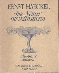 Haeckel,Ernst  Die Natur als Künstlerin