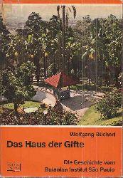 Bücherl,Wolfgang  Das Haus der Gifte