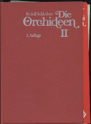 Schlechter,Rudolf  Die Orchideen, Band II Lieferung 1. bis 12 (9 Hefte)