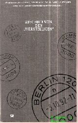 Deutsche Bundespost  Abschied von den Vierstelligen