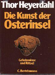 Heyerdahl,Thor  Die Kunst der Osterinsel