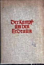 Ritter,Paul  Der Kampf um den Erdraum