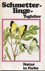 Moucha,J.  Schmetterlinge.Tagfalter