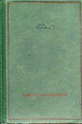 Löns,Hermann  Dahinten in der Heide.Roman