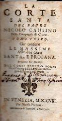 Causino,Nicolo  La Corte Santa,Tomo Terzo