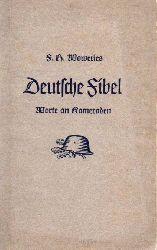 Woweries,F.H.  Deutsche Fibel