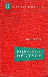Bielfeldt,Hans Holm  Russisch-deutsches Wörterbuch