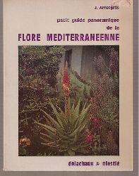 Arrecgros,J.  Petit guide panoramique de la Flore Mediterraneenne