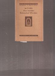 Treitschke,Heinrich von  Das deutsche Ordensland Preußen