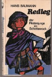 Baumann,Hans  Redleg der Piratenjunge im Schottenrock