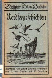 Harten,J.von+K.Henniger(Hrg)  Nordseegeschichten.Sieben Erzählungen