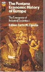 Cipolla,Carlo M.  The Fontana Economic History of Europe