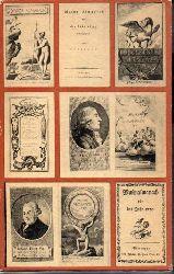 Holtzhauer,Helmut+Hans Henning(Hsg.)  Goethe-Almanach auf das Jahr 1967