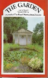 The Garden  The Garden Volume 107, 1982,Heft 1 bis 12 (12 Hefte)